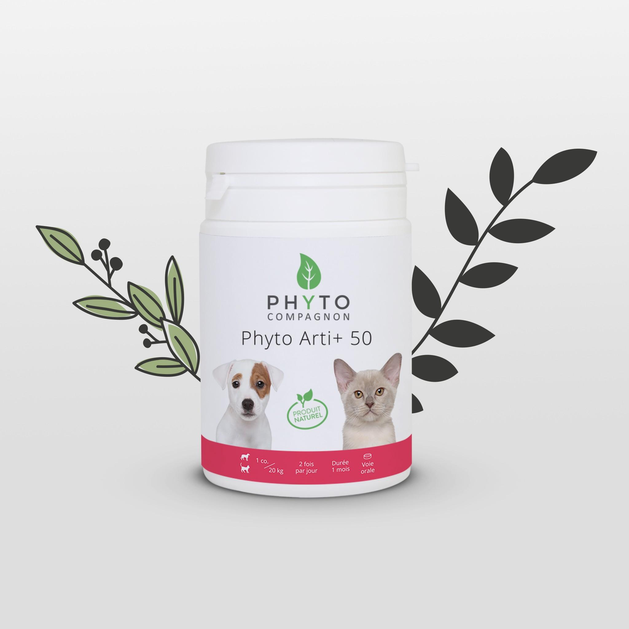 Phyto Arti+ (50c)