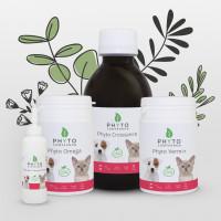 Pack Frimousse - 4 produits pour chiots, chatons et jeunes animaux